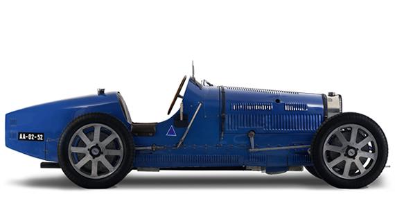 Bugatti Type 35B Grand Prix
